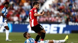 Justo empate entre Leganés y Athletic. EFE