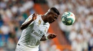 Jorge Valdano não poupou críticas a Vinicius Junior e Real Madrid após derrota. EFE/ Rodrigo Jiménez