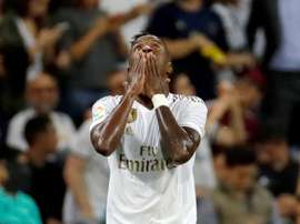 Vinicius and Brahim are back in Zidane's squad. EFE