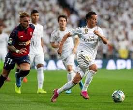 Zidane récupère Kroos et Lucas Vázquez pour Galatasaray. EFE