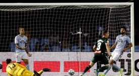 El Espanyol se llevó los puntos de Balaídos. EFE