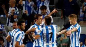 La Real Sociedad jugará un amistoso con Osasuna. EFE