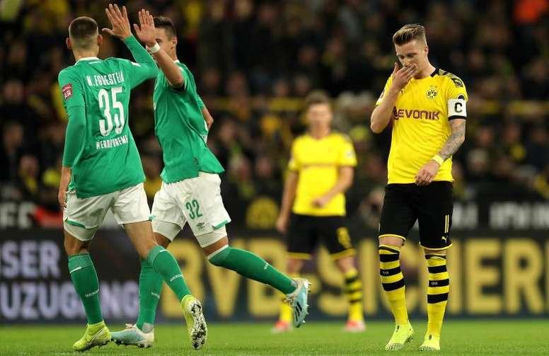 El Borussia vuelve a empatar. EFE
