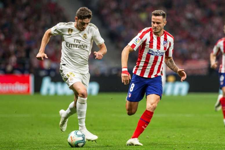 Valverde, el comodín de Zidane. EFE/Rodrigo Jiménez