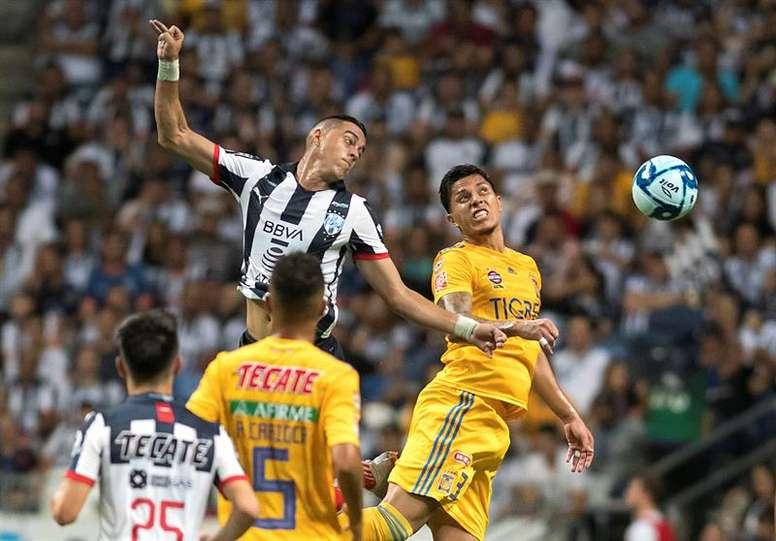 Monterrey y Tigres se miden este fin de semana. EFE