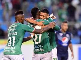 Marathón volvió a vencer. EFE/José Valle