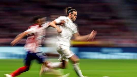 Toshack criticou Bale. EFE/Rodrigo Jimenez