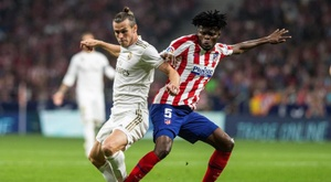 Real Madrid have improved in defence since the debacle at le Parc des Princes. EFE
