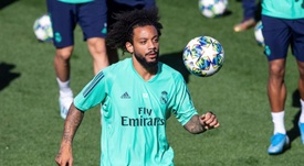 Real Madrid hurting after Mallorca loss, says Marcelo. EFE