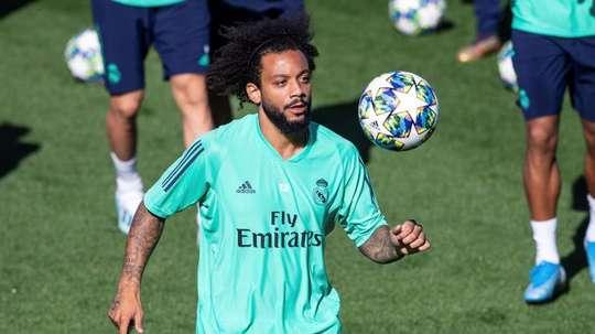 Marcelo espère que l'équipe récupèrera vite. EFE