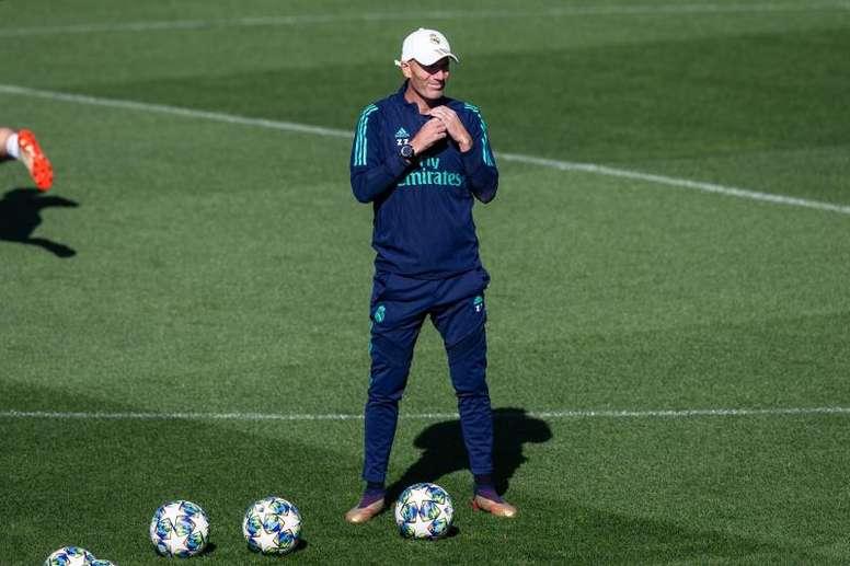 El Madrid no volverá al trabajo hasta el lunes. EFE