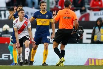 Boca y River ganaron en esta jornada. EFE/Archivo