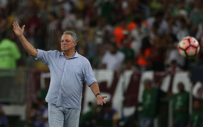 Abel Braga rescinde su contrato con Vasco da Gama. EFE