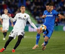 Gayà fait son retour, mais Rodrigo et Guedes seront absents face au LOSC. EFE