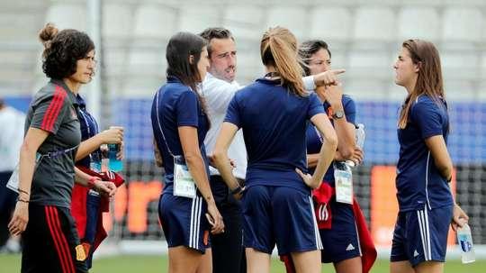 RTVE retransmitirá la Eurocopa Femenina 2021. EFE/Archivo