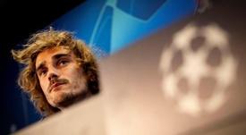 A Griezmann lo banearon un tiempo en el FIFA. EFE