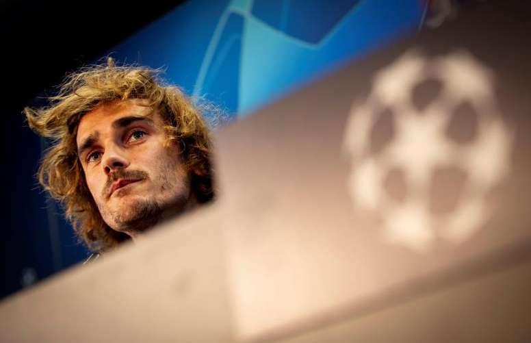 Affaire Griezmann : le Barça verserait 15 millions à l'Atlético. EFE