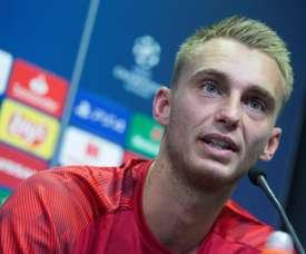 Cillessen could go back to Ajax. EFE
