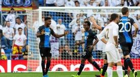 El Leicester quiere a Emmanuel Dennis. EFE
