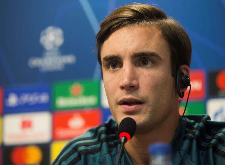 L'agent de Tagliafico négocie avec le PSG et Chelsea. EFE