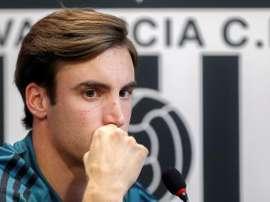 Agente de tagliafico negocia com PSG e Chelsea. EFE/Miguel Ángel Polo