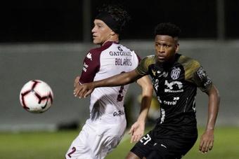 Vuelve la Liga CONCACAF. EFE