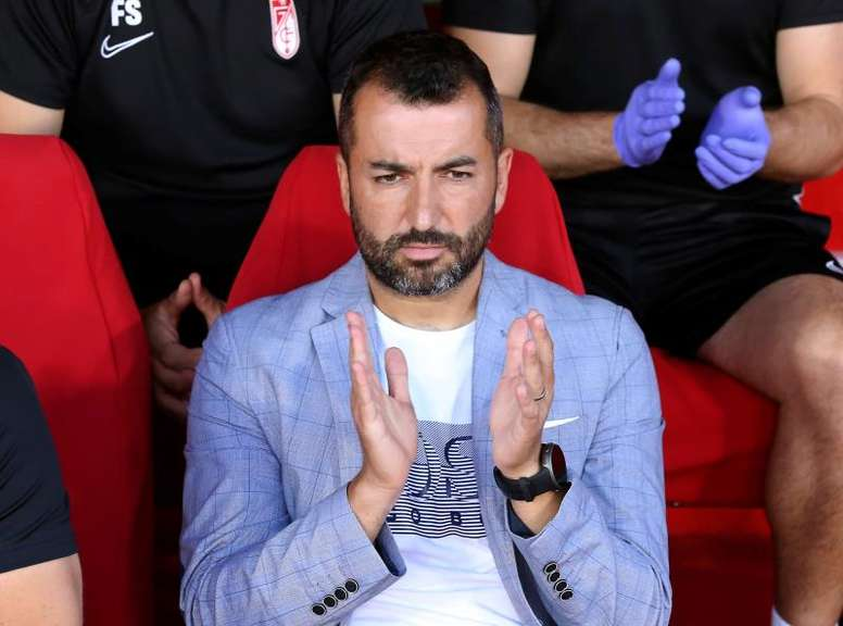 Diego Martínez es el líder del equipo. EFE