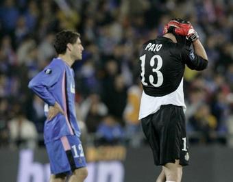 Abbondanzieri anunció que se aleja del fútbol. EFE