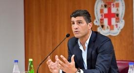 Pedro Emanuel habló en una entrevista. EFE