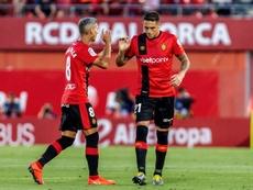 Salva Sevilla lamenta que el Mallorca no haya logrado sacar puntos. EFE