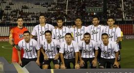 Libertad se mide esta jornada a Guaraní. EFE/Archivo