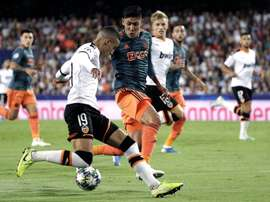 Edson Alvarez would like a move to City. EFE
