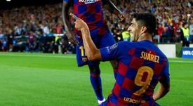 Luis Suárez, un seul être vous manque... EFE