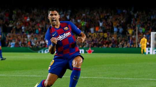 BArcelona have not lost at home in the Champions League in six years. EFE