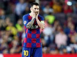 Barcelona look for forgiveness from Camp Nou. EFE