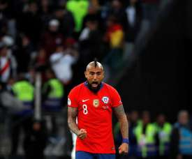 Chile decide não jogar contra o Peru. EFE/Paulo Whitaker
