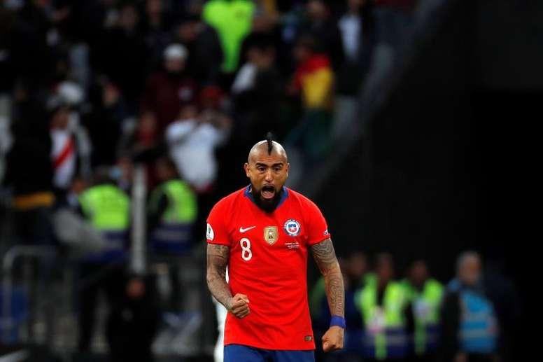 Vidal cargó contra la prensa. EFE