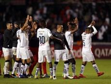 El Liga-Emelec de Copa, suspendido por el estado de excepción. EFE