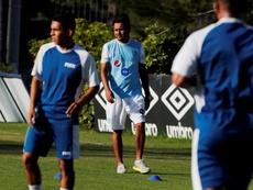 Villatoro dio la lista de convocados de Guatemala. EFE/Esteban Biba/Archivo
