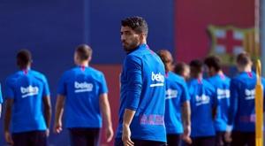 Luis Suarez ne manque pas de prétendants. EFE