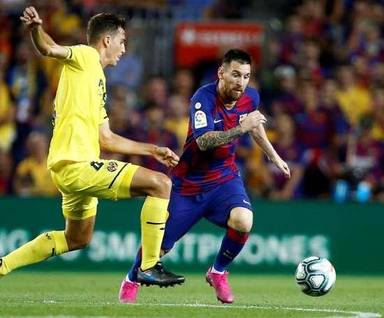 Estos son los onces probables del Villarreal-Barcelona. EFE