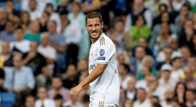 Hazard, sidelined at the last minute: he just became a father. EFE