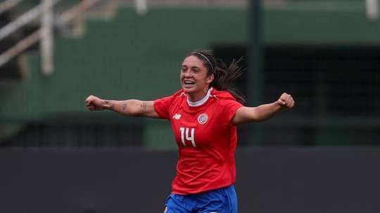 Costa Rica inició el camino hacia Tokio con victoria. EFE