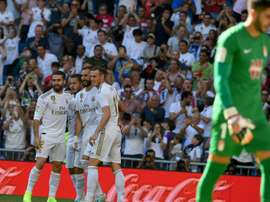Mallorca - Real Madrid: onze iniciais confirmados. EFE