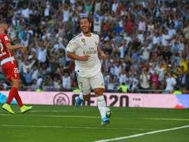 Les compos probables du match de Liga entre Majorque et le Real Madrid. EFE