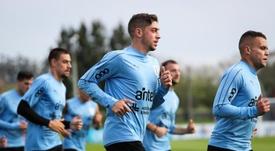 Lugano elogia a Valverde. EFE