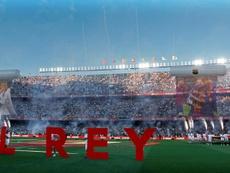 La nueva Copa del Rey echa a rodar el 17 de octubre. EFE