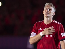 La conquista de la MLS, la única espina de Schweinsteiger. EFE / LUKAS BARTH-TUTTAS/Archivo