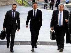 Xabi Alonso dejó claro que no ha llegado a un acuerdo de última hora. EFE