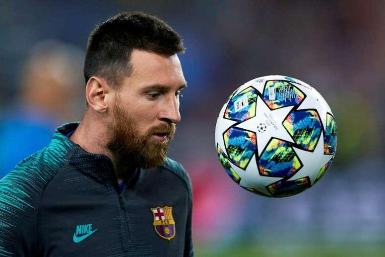 Messi aún puede lograr varios récords. EFE